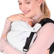 Schmusewolke 'Comfort Maxi' Babytrage Weiß
