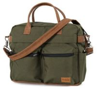 Emmaljunga Wickeltasche Travel Outdoor Olive Kollektion 2021