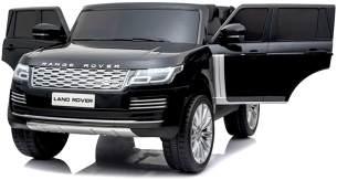 Kidcars 'Range Rover HSE' Kinder Elektroauto, Allrad 2-Sitzer, schwarz