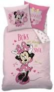 Bettwäsche Disney Minnie Maus 135x200 cm