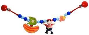 Hess-Spielzeug Wagenkette, Pirat
