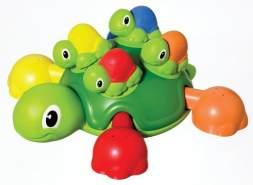 Tomy - Bath - Schildkrötenfamilie