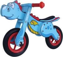 Milly Mally 5901761124392 Balance Bike Dino Mini Blue, blau