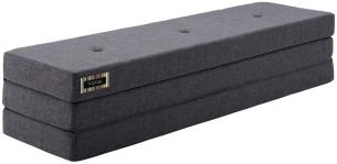 KlipKlap 3 Fold XL 200 cm Blue Grey
