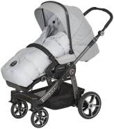 Hartan 'Racer GT' Sportkinderwagen light grey