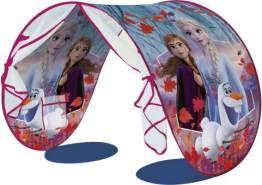 Betttunnel mit Nachtlicht 'Die Eiskönigin 2' violett
