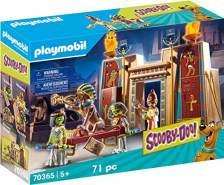 Playmobil SCOOBY-DOO! 70365 'Abenteuer in Ägypten', 71 Teile, ab 5 Jahren