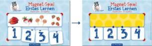 Die Spiegelburg Magnetspiel Erstes Lernen Die Lieben Sieben