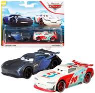 Mattel - Jackson Storm & Paul Conrev   Disney Cars   Fahrzeug Modelle 2020   Cast 1:55