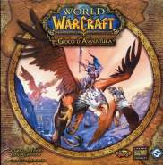 Giochi Uniti World of Warcraft – Brettspiel (Version auf Italienisch) [Import Italien]