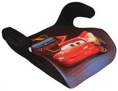 Autositzerhöhung Cars junior 81 cm polyester rot 4-12 Jahre