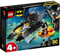 LEGO DC Super Heroes - Verfolgung des Pinguins mit dem Batboat 76158