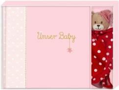 Coppenrath 'Unser Baby' Geschenkset BabyGlück, rosa