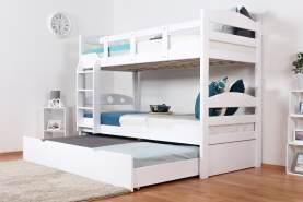 Etagenbett für Erwachsene Easy Premium Line K10/h inkl. Liegeplatz und 2 Abdeckblenden