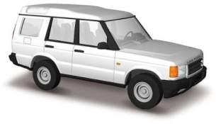Busch 51902 Land Rover Discovery weiß