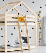 Best for Kids 'OTTA' Hausbett 70x160 natur