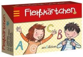 Ars Edition Fleißkärtchen