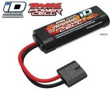 Power Cell 1200mAh 7. 2V NiMh für 1:16 mit iD Stecker Traxxas TRX2925X