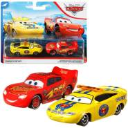 Mattel - Charlie Checker & Flash McQueen | Disney Cars | Fahrzeug Modelle 2020 | Cast 1:55