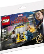 LEGO Super Heroes 30453 - Captain Marvel and Nick Fury Polybag