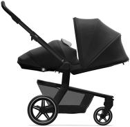 Joolz 'Hub+' Kombikinderwagen 2in1 2021 Brilliant Black inkl. Babykokon