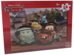 Puzzle Disney Cars 24 Stück