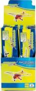 Outdoor active Styropor-Flieger, Länge 18cm, 1 Stück, zufällige Auswahl keine Vorauswahl möglich