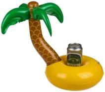 aufblasbarer Getränkehalter Dosenhalter Palmeninsel