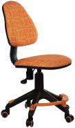 Hype Chair Schreibtischstuhl für Kleinkinder orange