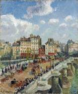 International Publishing 0901N26111B - The Pont-Neuf, Klassische Puzzles