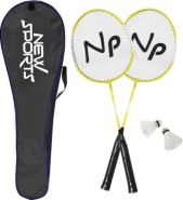 New Sports Badminton-Set Junior in Tasche, 56cm