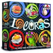 Tischspiel Locuras Educa (ES)
