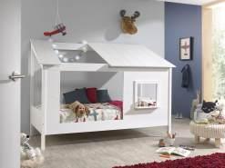 Vipack 'Baumhaus' Kinderbett 90 x 200 cm, Weiß