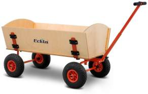 Eckla Ecklatrack Trailer long Bollerwagen