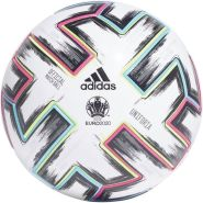 Adidas PRO Uniforia EM 2020 Spielball, weiß, Gr. 5