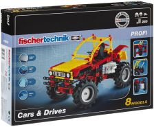 Fischertechnik - PROFI Cars and Drive 516184