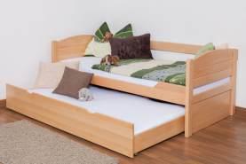 Steiner Einzelbett 'Easy Premium Line K1/s' natur, 90x200cm/90x190cm