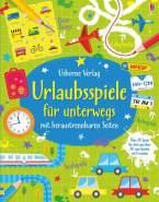 Usborne Verlag Urlaubsspiele für unterwegs