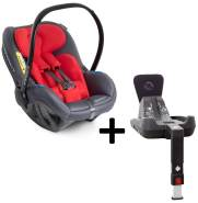 Avionaut Pixel +IQ Isofix Basis Warsaw Red Kollektion 2020