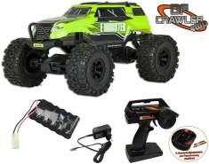 df Crawler PickUp 1:10 - 4WD - RTR - GELB