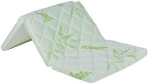 Lorelli 'Air Comfort Bambus' faltbare Matratze 120 x 60 x 6 cm