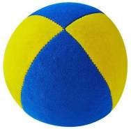 Henrys J05100-D36 Beanbag, blau-gelb