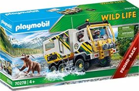 PLAYMOBIL  Expeditionstruck