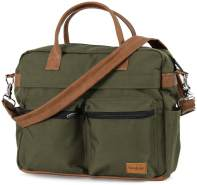 Emmaljunga Wickeltasche Travel Outdoor Green Kollektion 2020
