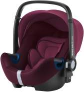 Britax Römer Baby-Safe2 i-Size Burgundy Red Kollektion 2019