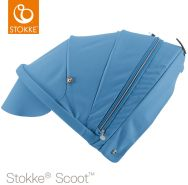 Stokke Scoot Verdeck Blue