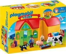 PLAYMOBIL - Mein Mitnehm-Bauernhof 6962