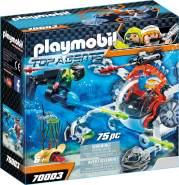 PLAYMOBIL Top Agents 70003 'Spy Team Sub Bot', 75 Teile, ab 6 Jahren