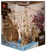 Heye - Dreieckpuzzle 1000 Teile - Ruyer, Corsair