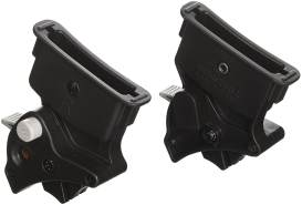 Baby Jogger BJ92322 Car Seat Adapter for Britax/Bob, schwarz